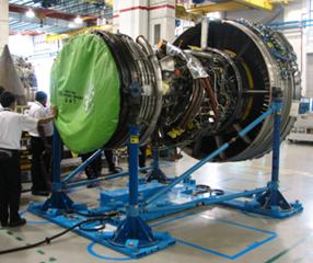 Air bearings support material handling - Aerospace