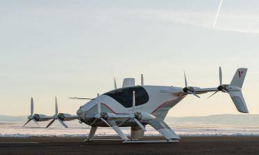 Airbus' Vahana makes full-transition flight - Aerospace