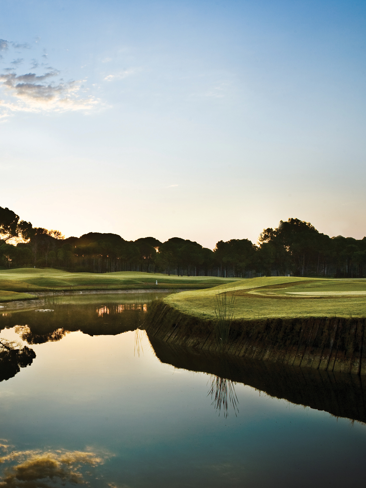 Crystal Clear Golf Course Industry