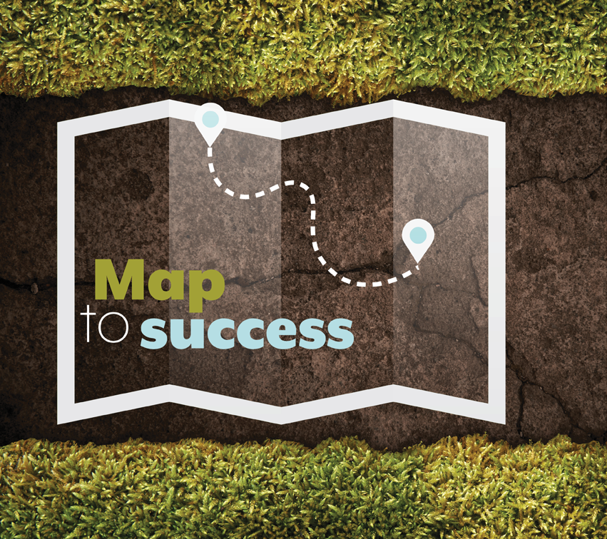 Golf Course Industry Magazine November 2017 Map to success