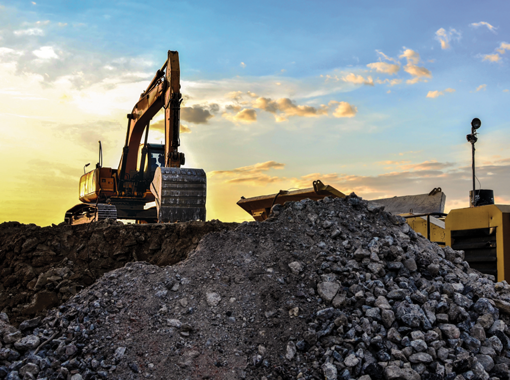 Building an industry: The evolution of C&D recycling - Construction
