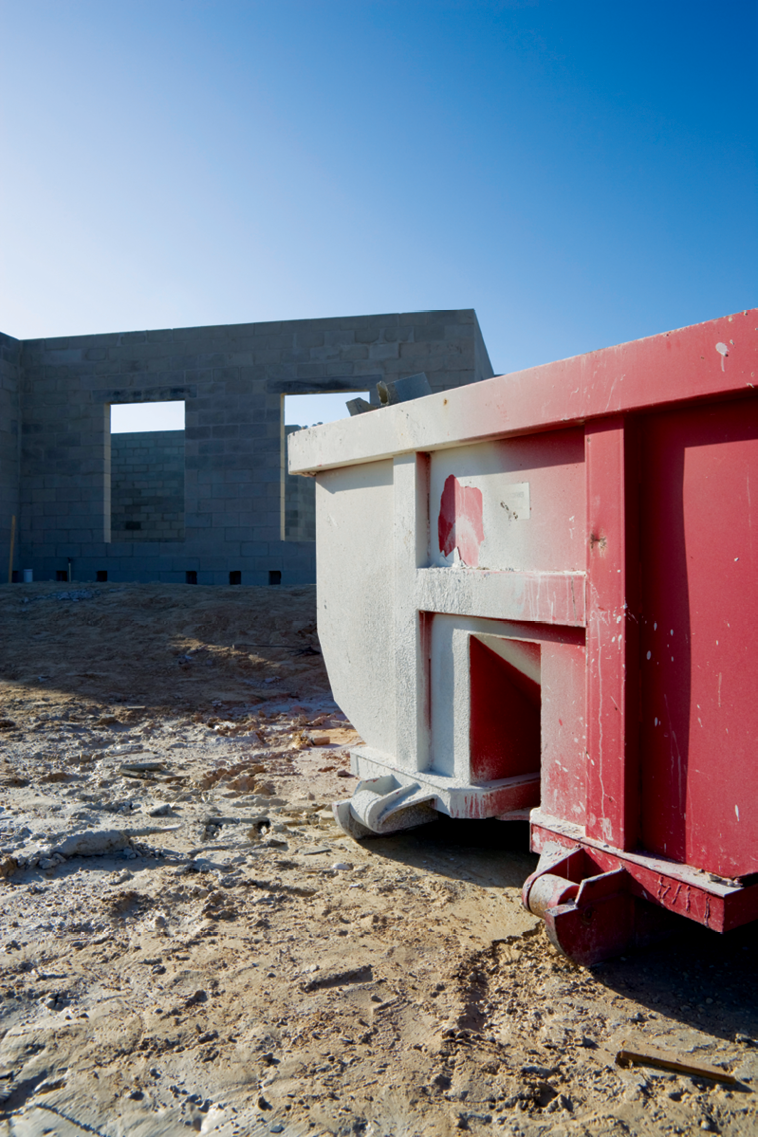 Choosing the right roll-off - Construction & Demolition Recycling