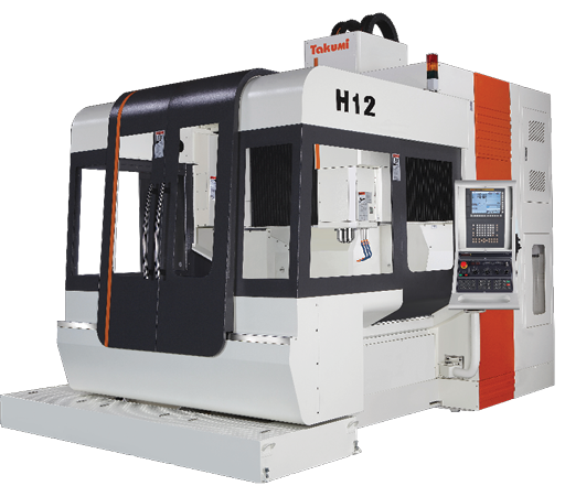 Large-format machining center - Today's Motor Vehicles