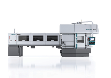 Multi-spindle turning center - Today's Motor Vehicles