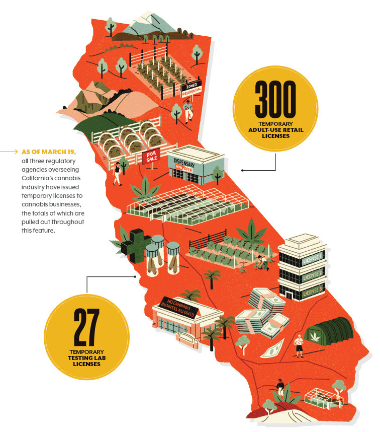 The golden state rules cannabis business times illustrations by jeannie phan mightylinksfo