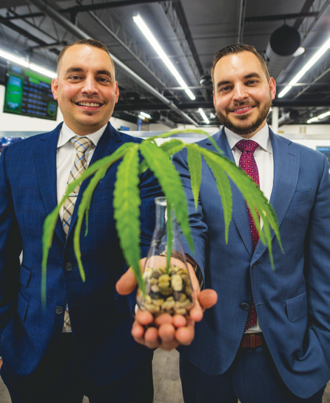 10 Questions with Eric and Kyle Speidell - Cannabis Dispensary