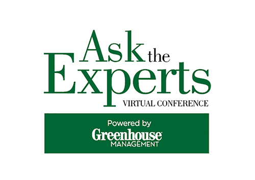 Ask the Experts Greenhouse Management